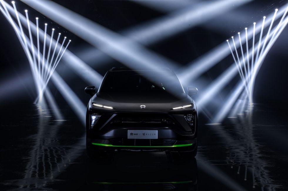 Nio et Razer s'associe pour un SUV high tech en édition limitée