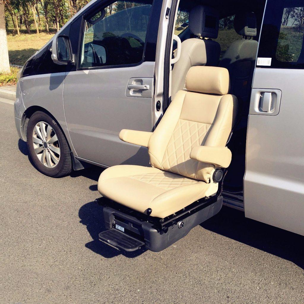modèles voiture équipement pour handicapées