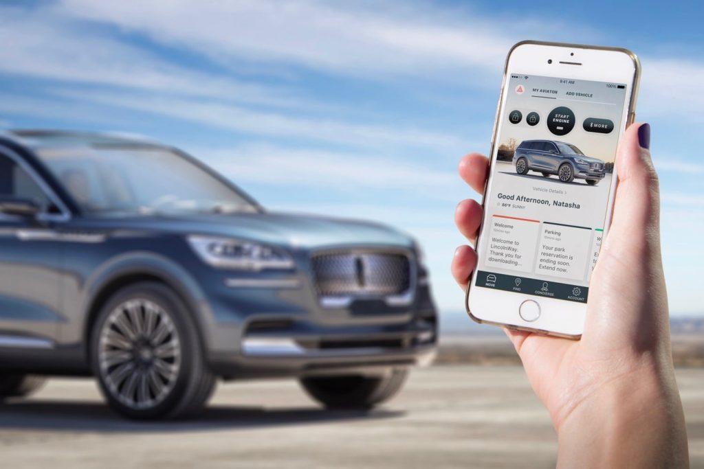 Comment fonctionne le verrouillage voiture smartphone ?